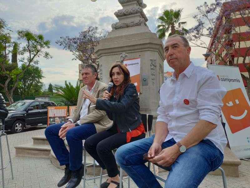 Presentació de campanya de Compromís per Sedaví