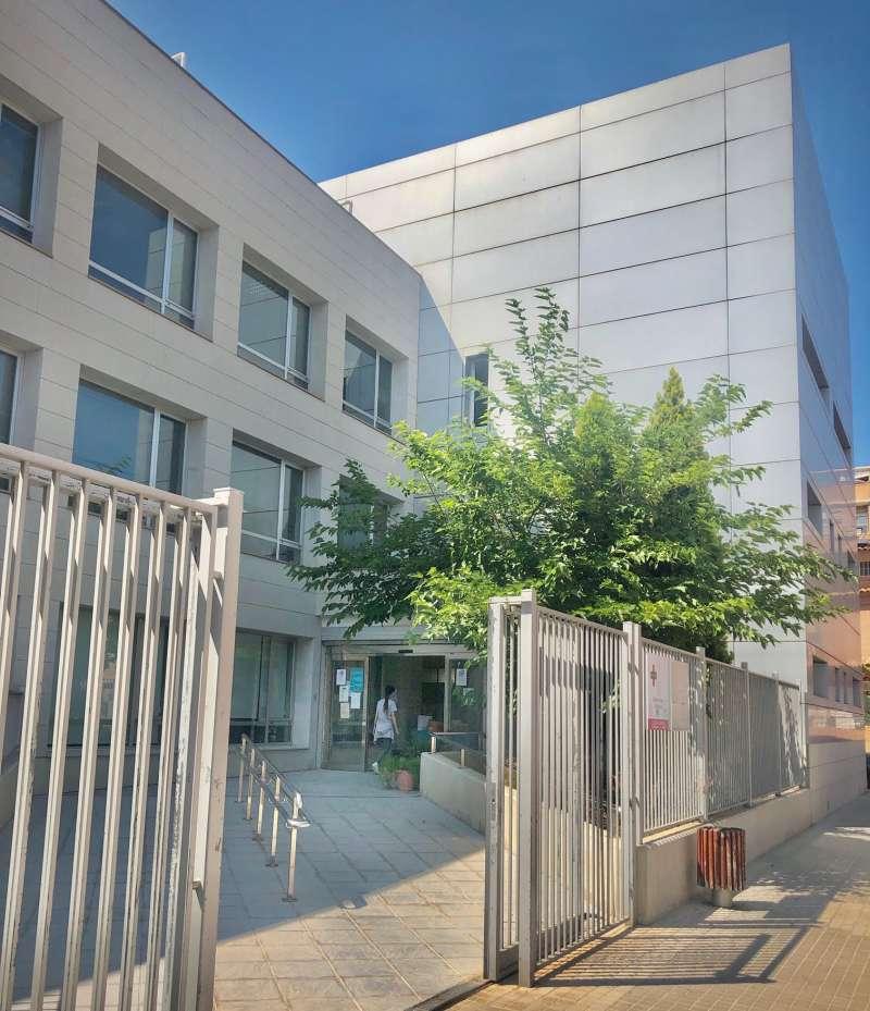 Centro de Salud de Alboraya.