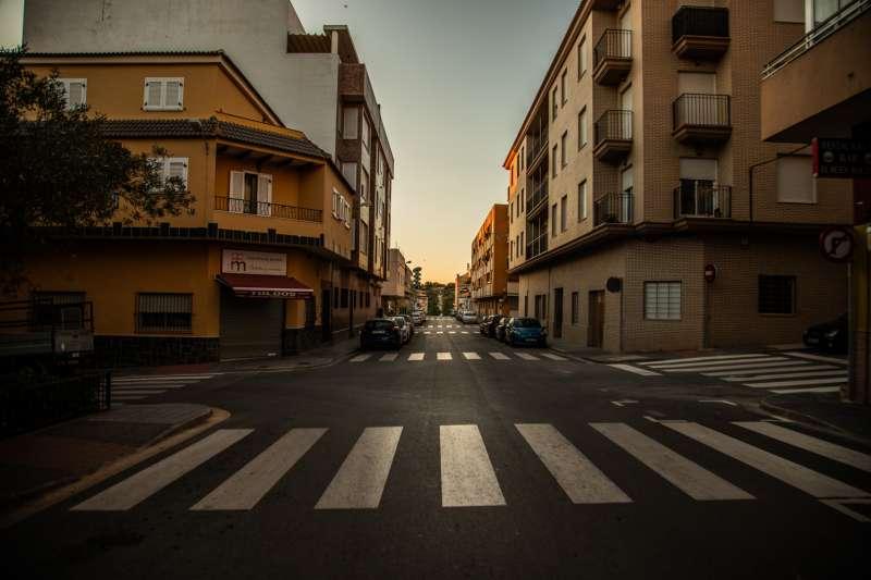 Calle de Riba-roja. EPDA.