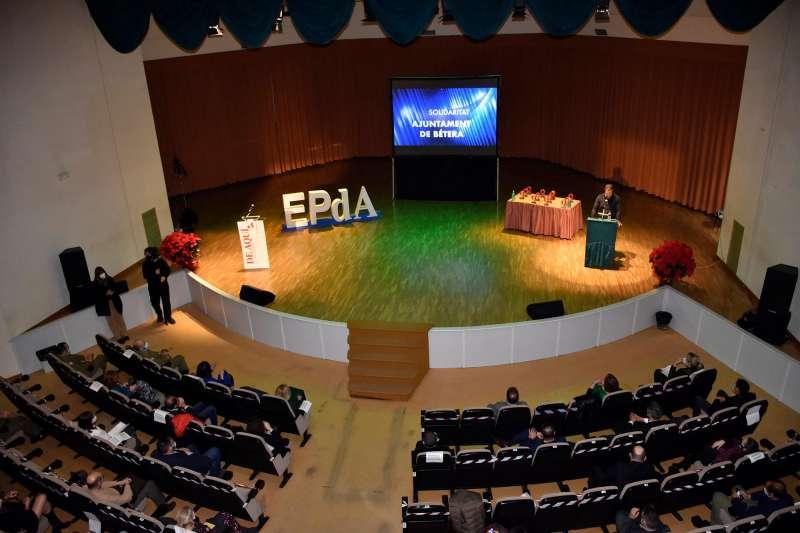 Casa de Cultura de Bétera en els Premis EPDA de Camp de Túria.  EPDA.