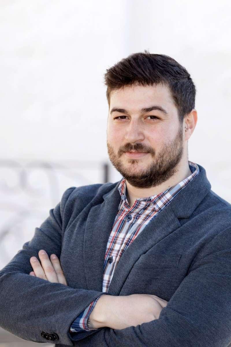 Adrián Sorribes, portavoz del PSPV ? PSOE de Nules.