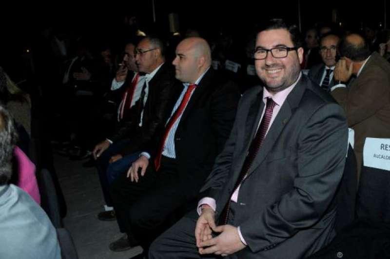 El alcalde de Canet d