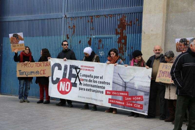 Acción de CIE NO, en una imagen de la plataforma.