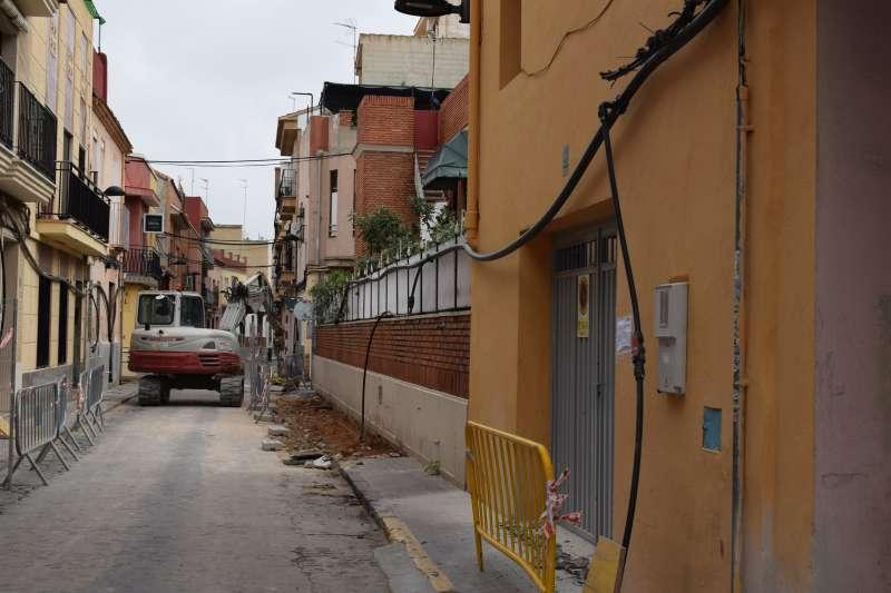 El barrio del Alter de Torrent. EPDA