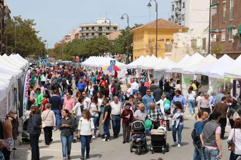 Feria del Comercio y Gastronómica de Quart de Poblet 2019