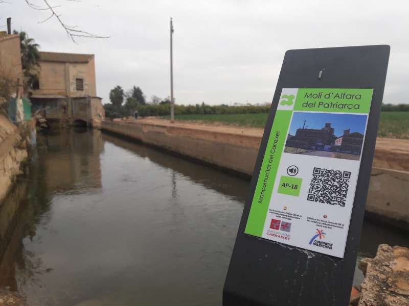 Un dels punts rellevants dels municipis de la Mancomunitat. EPDA