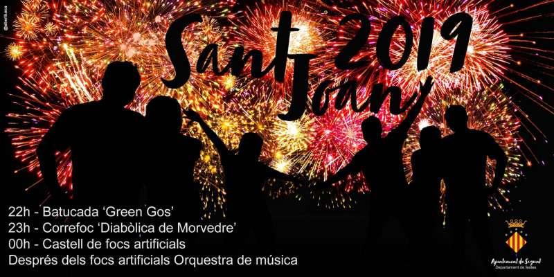 Cartel San Joan 2019