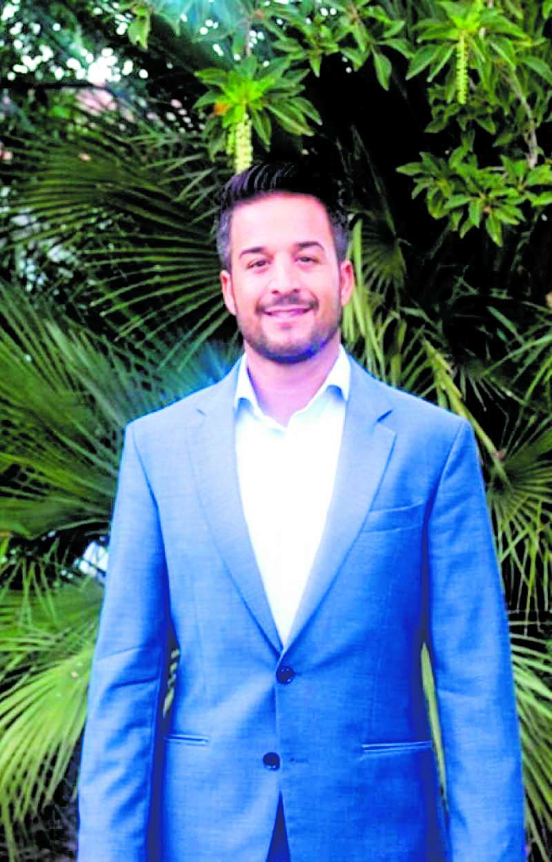 Sergio Alfaro. / epda