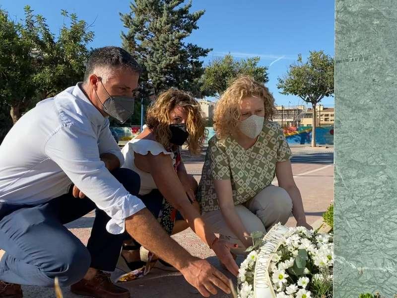 Homenaje del PP a Miguel Ángel Blanco en Torrent.