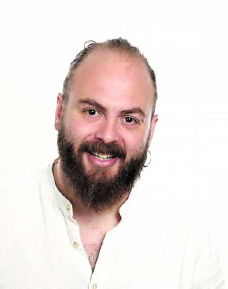 Lluís Albert, regidor per Compromís a Aldaia