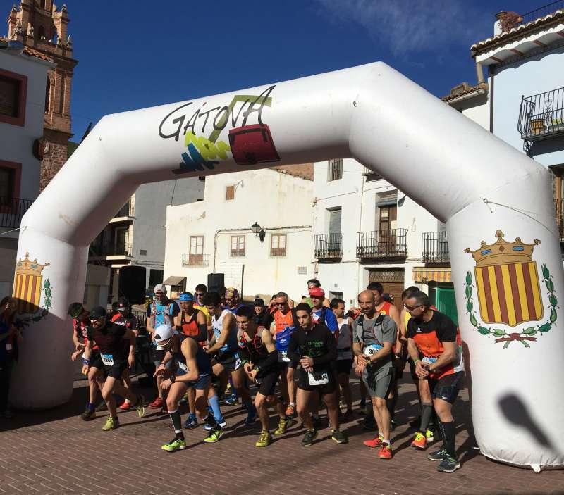 IX carrera de Árboles y Castillos. EPDA.