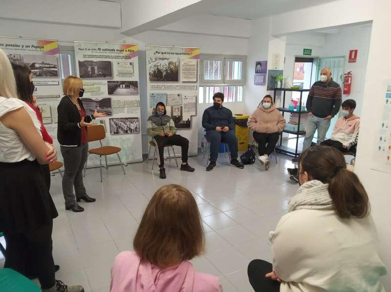 El programa Jove Oportunidad, de Quart de Poblet. / EPDA