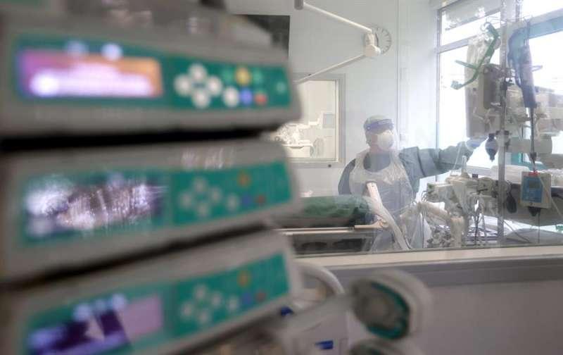 Hospital. EFE/EPA/FRIEDEMANN VOGEL=