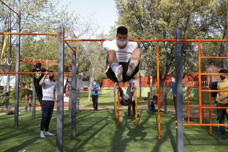 Instalaciones deportivas de Mislata mejoradas. EPDA