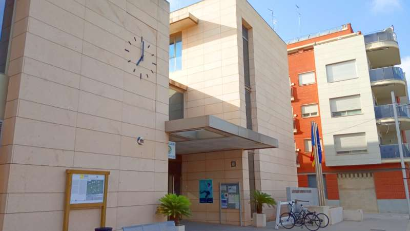 Ayuntamiento de Bonrepòs i Mirambell. EPDA