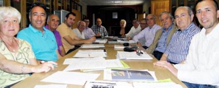 Imatge de la trobada. FOTO: EPDA