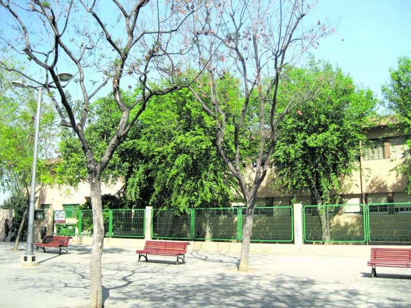 Escola Rei en Jaume de Xirivella