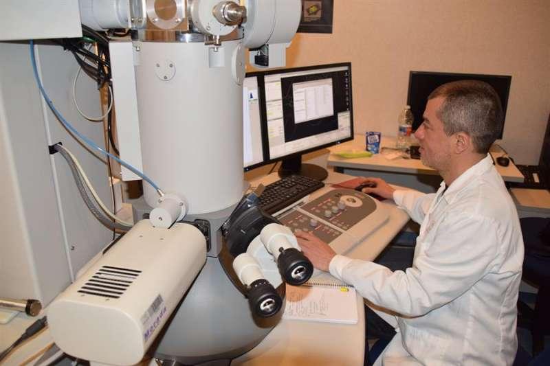 Un investigador del Centro de Investigación Príncipe Felipe, en una imagen facilitada por el centro. EFE/CIPF