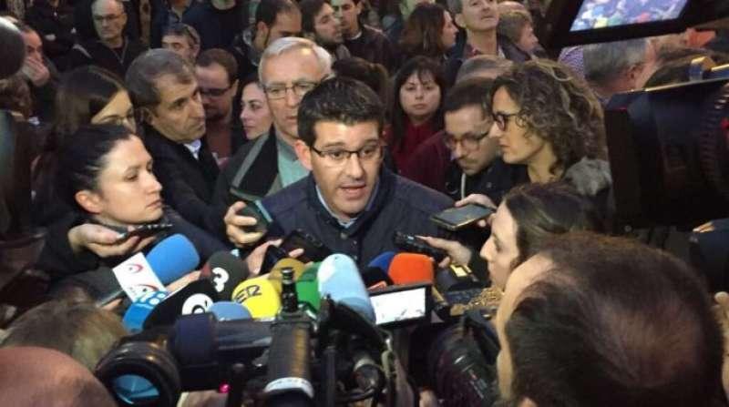 Jorge Rodríguez. FOTO PSPVPSOE.NET