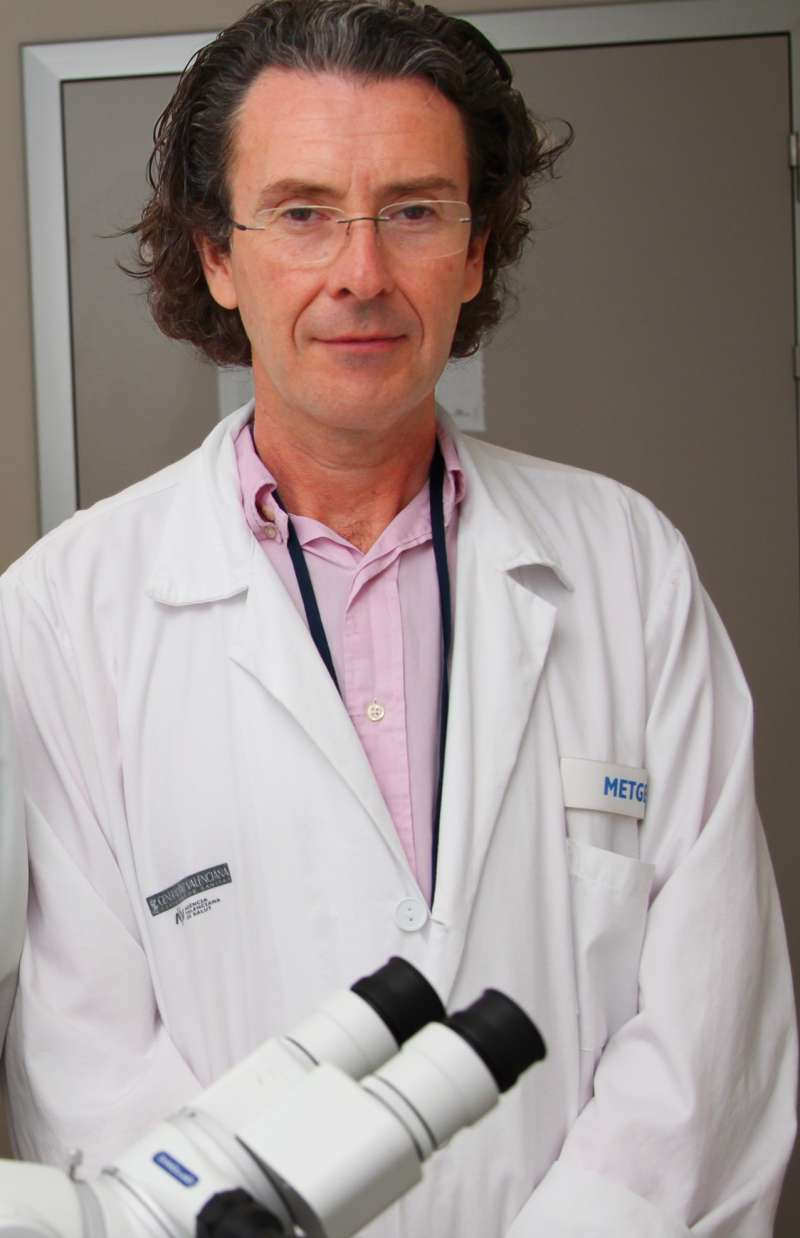 El doctor Juan Mollar Maseres.  GVA