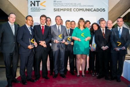 15ª Noche de las Telecomunicaciones Valencianas. FOTO: EPDA