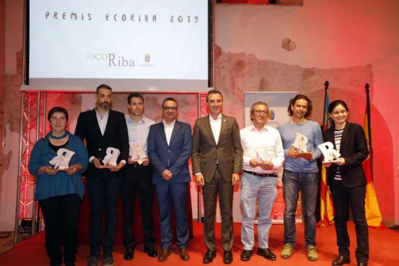 Premis de Riba-roja. EPDA.