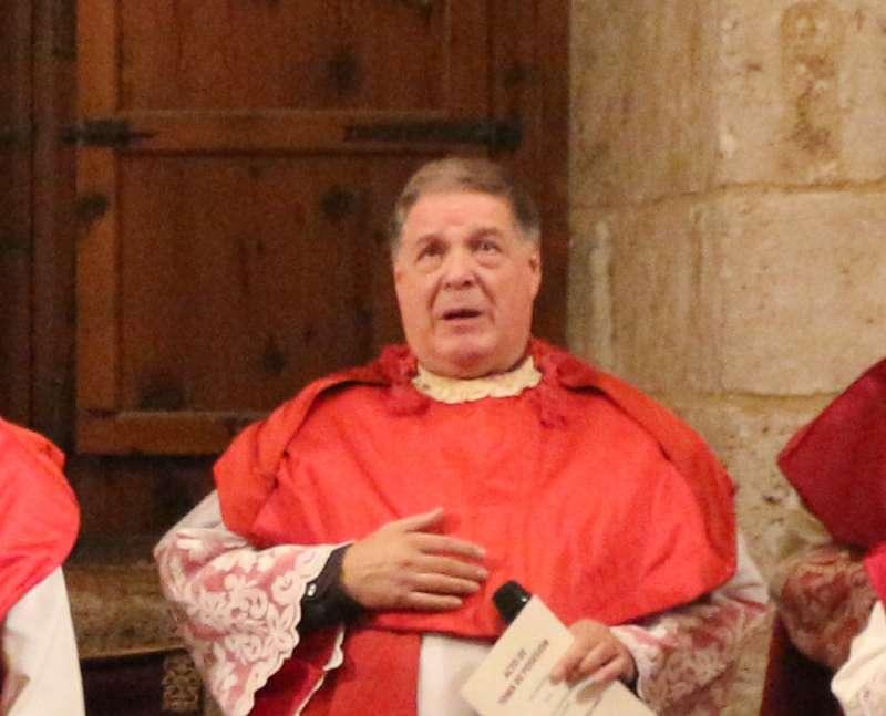 El nuevo deán, Federico Caudé