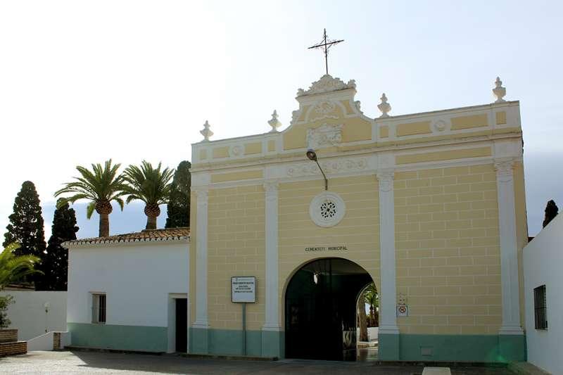 Cementerio municipal. / EPDA