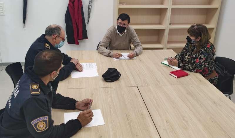 Reunió de Seguretat/EPDA