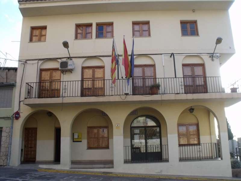Ayuntamiento de Albalat dels Tarongers. EPDA