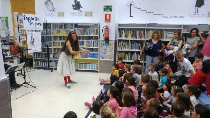 Activitats per a xiquets en La Pobla. EPDA