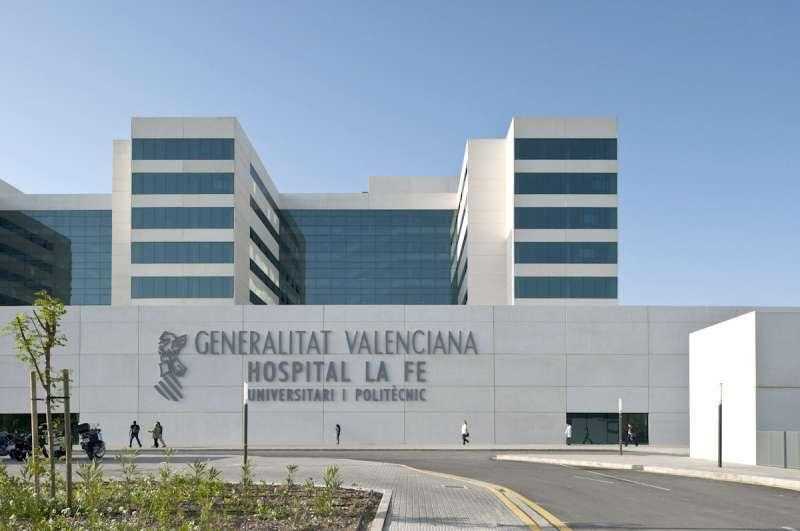 Hospital La Fe de València. EPDA