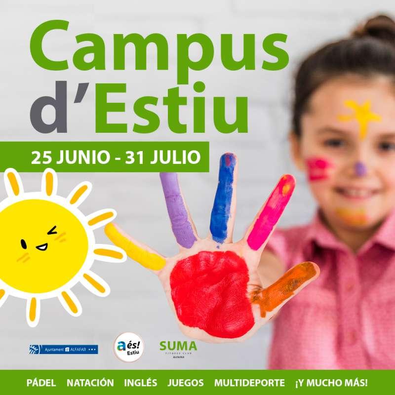 Campus de verano de 2019
