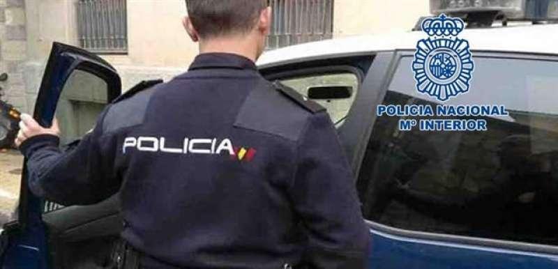 Policia nacional.FOTO ARCHIVO