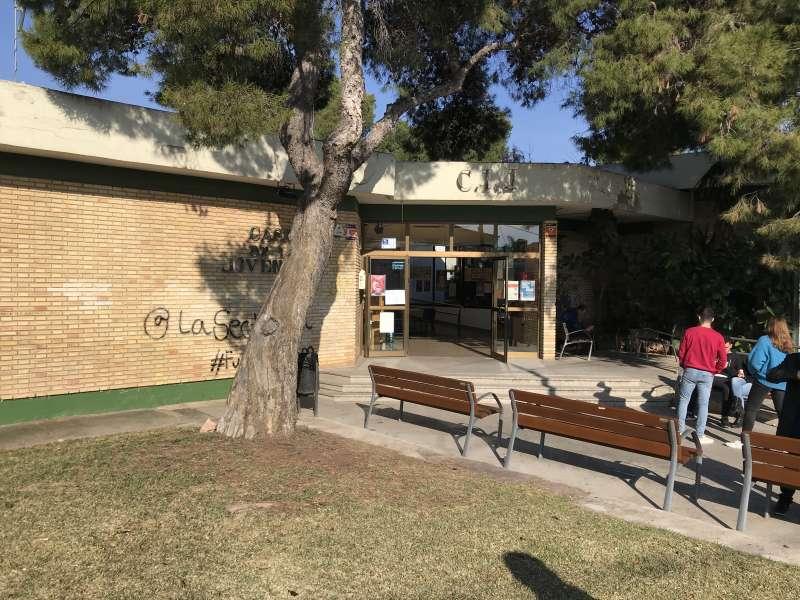 Biblioteca exterior de l