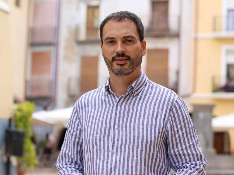 El portaveu del PSPV-PSOE d
