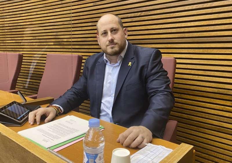 David García diputado de VOX