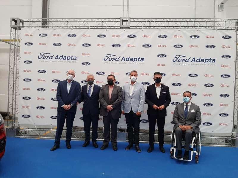 Presentació Ford Adapta 2021./EPDA