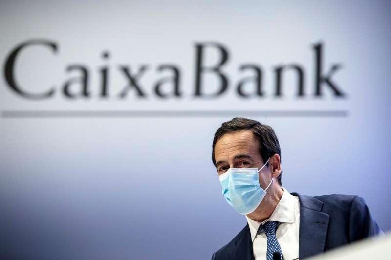 El consejero delegado de CaixaBank, Gonzalo Gortázar.