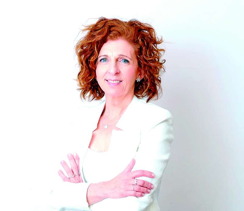 María Amparo Giner, alcaldesa de Benicull de Xúquer./EPDA