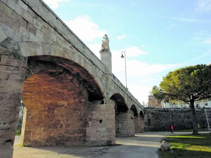 Pont de San Josep. /H.G