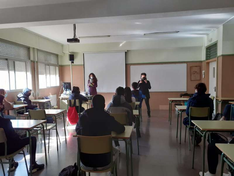 Alumnes en Quart. EPDA