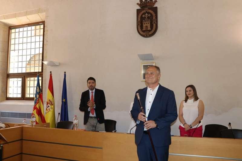 Nuevo alcalde, Manolo Civera