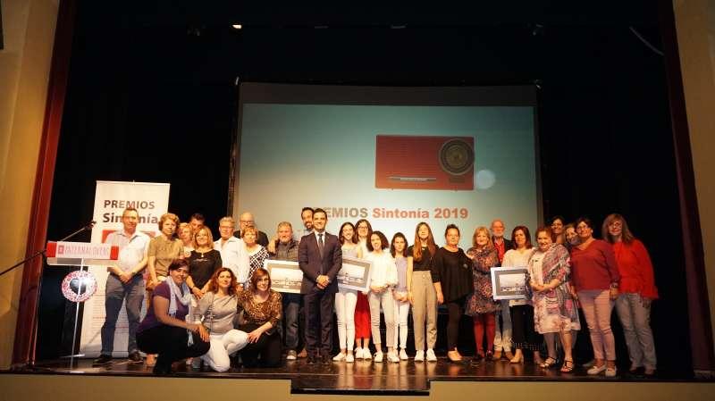 Entrega de los premios Sintonía 2019. EPDA