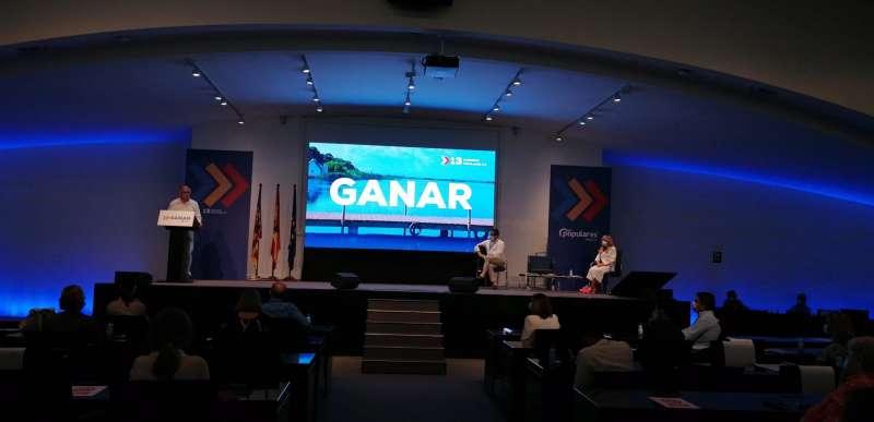 Congreso del PP de Valencia. EPDA