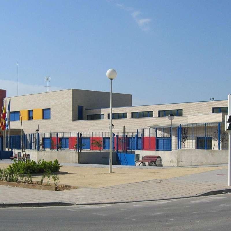 Col·legi públic d?infantil i primària de Benissanó. / EPDA