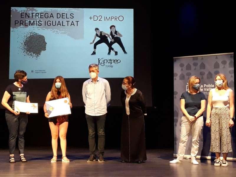 Celebració dels Premis Igualtat. EPDA.