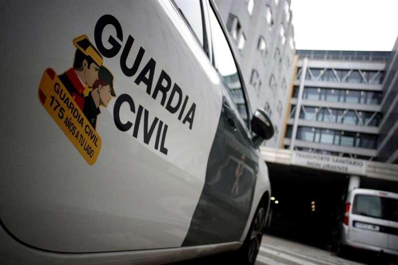 Coche de la Guardia Civil / EFE