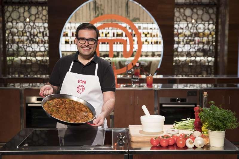Uno de los platos elaborados por Toni Carceller en la sexta edición del programa de cocina. / epda