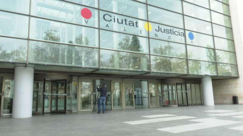 Ciudad de la justicia de Valencia./PDA